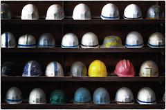to be different (delpax) Tags: fuji helmet fujinon 290 helme xt1 industriemuseumbrandenburg delpax