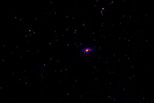 Galaxia de Andrómeda (NGC 224) y vecinos (2)