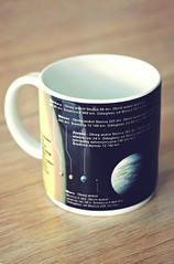 Space cup (agawia) Tags: cup coffee tea space mug astronomy