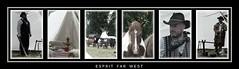 Far west (cowsandgirl71) Tags: portrait vintage cheval cowboy panasonic chapeau farwest rtro cowsandgirl71