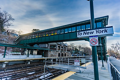 To New York (Havoc315) Tags: station train sony trainstation manor hdr a600 westchester philipsemanor philipse a6000 sonya6000