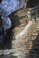 Ice Climbing In Brent del Art 4 (GIORDANO STRAMARE) Tags: ice pentax climbing sp tamron kask iceclimbing belluno blackdiamond alpinism mountainhardwear montura petzl canion 1735 lasportiva brentdellart k5iis visitveneto