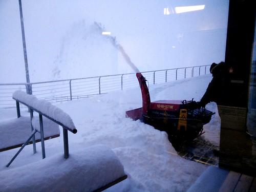 Viel viel Schnee