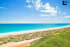 (Dhiren Adatia) Tags: life blue sea sun colour beach clouds river landscape fun outdoors seaside sand outdoor weekend lakes relaxing australia chilling shore perth beaches wa australiaday westernaustralia happydays clearsky chilled bl bluesea australianbeach deepbluesea skyfall