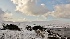 Voe IMG_7109 (Ronnierob) Tags: snow voe shetlandisles