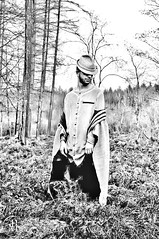 """Wood"" (mythosphotos) Tags: wood portrait man fashion nikon d2x shooting manportrait nikkor35135mm"