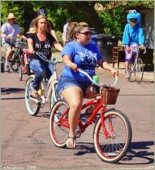 4618 (AJVaughn.com) Tags: park new arizona people beach beer colors bike bicycle sport alan brewing de james tour belgium bright cosplay outdoor fat parade bicycles vehicle athlete vaughn tempe 2014 custome ajvaughn