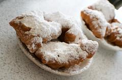Beignets (kylewagaman) Tags: breakfast beignet sweet neworleans pastry