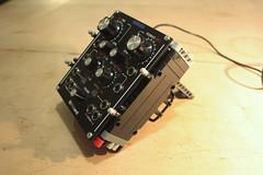 Lego Technic DEMORA case/stand (dkmnews) Tags: stand lego case modular roland synthesizer eurorack legotechnic demora