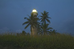 Galle lighthouse (pabs242) Tags: longexposure travel lighthouse canon asia srilanka bluehour galle subcontinent 60d
