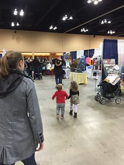 "Paul and Inde Hold Hands at the Train Expo • <a style=""font-size:0.8em;"" href=""http://www.flickr.com/photos/109120354@N07/24798614776/"" target=""_blank"">View on Flickr</a>"