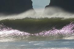 Superbowl Swells (cetch1) Tags: wild beach surfer surfing superbowl rodeobeach bigwave waveporn northerncaliforniasurfing