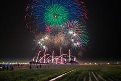 Orthodox Lu-Erh-Men Sheng Mu Temple (Tainan City) Fireworks-2 (Kelvin Wun) Tags: temple nikon exposure fireworks chinese taiwan tainan annan    d610