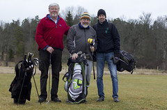 Every Day is a Good Day for Golf (Steffe) Tags: friends allan sweden tomas trio haninge golfers matte sterhaninge haningegolf
