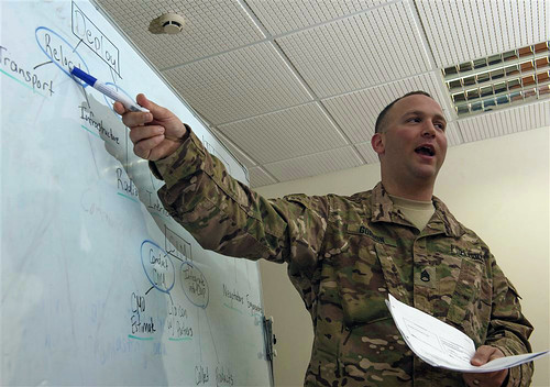 US, Rwanda build civil-military capacity