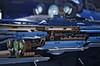 左側特 (Bill Sung) Tags: model bluesteel 401 arpeggio 戰艦 變形 変形 蒼藍 アルペジオ 伊401 イオナ