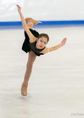 DSC_2179 (Sam 8899) Tags: color ice beauty sport championship model competition littlegirl figureskating