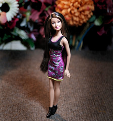 SAM_3250=b Barbie (TC = photos) Tags: brown hair doll barbie brunette