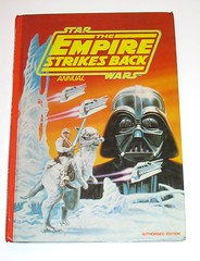 star wars the empire strikes back annual marvel 1980 grandreams ltd book (tjparkside) Tags: 3 snow ice comics movie one star 1 book back outfit official comic 5 five echo luke v darth esb empire jedi planet lightsaber wars annual vader marvel 1980 edition ltd base strikes episode ep cadence adaptation isbn 007 industries hoth skywalker tauntaun authorised snowspeeder taun tesb 86227 snowspeeders grandreams