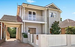 28 Centennial Avenue, Randwick NSW