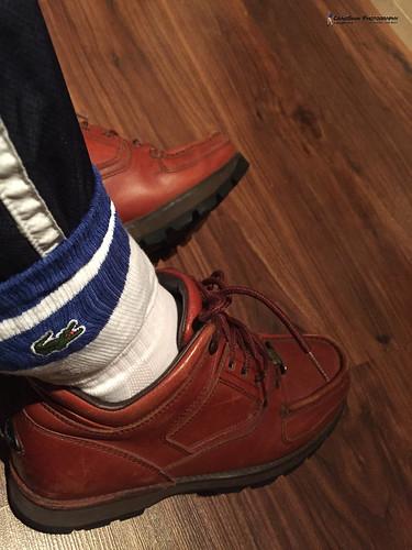 Idea very Rockport boot fetish