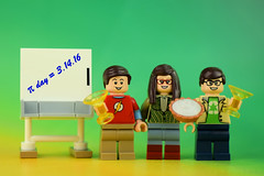 "Happy Pi Day from the Big ""Pie"" Theory! (Lesgo LEGO Foto!) Tags: party cute love pie fun toy toys march big day lego 14 theory pi pies minifig collectible minifigs bang omg collectable minifigure piday march14 pieday minifigures 31416 bigbangtheory legophotography legography collectibleminifigures collectableminifigure coolminifig"