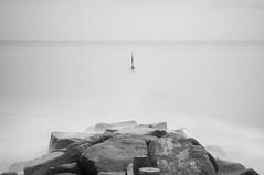 Southwold 2 (Broadologie) Tags: longexposure sea blackandwhite beach suffolk nikon southwold groins d300s
