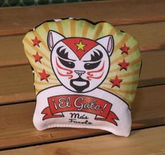 Cat Toy - El Gato Mas Fuerte (made by mauk) Tags: cat toys catnip spoonflower madebymauk