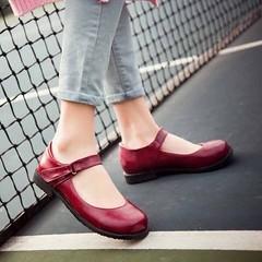 รองเท้าส้นเตี้ย เพื่อสุขภาพเท้าที่ดีแฟชั่นเกาหลีคัทชูหนังใหม่ นำเข้าไซส์33ถึง43 - พรีออเดอร์RB2330 ราคา1800บาท SUBSCRIBE : http://www.youtube.com/lotusnoss  เข้าชมและสั่งซื้อสินค้าได้ที่ : http://www.lotusnoss.com ลิงค์สินค้า : http://bit.ly/1jepgLK  รองเ