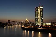 IMG_4433 (Alderbabbsack) Tags: frankfurt osthafen ezb skyline