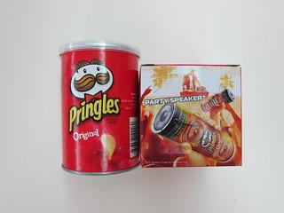 Pringles Party Speaker