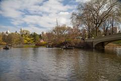Central Park - Polarizing Filter Test (raelala) Tags: nyc newyorkcity centralpark manhattan ues uppereastside bowbridge bethesdaterrace canonefs1755mmisusm canon7d thatlalagirlcom thatlalagirlphotography
