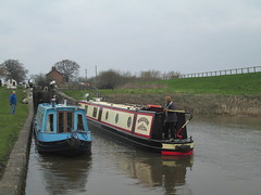 "Hurleston Locks - Nantwich • <a style=""font-size:0.8em;"" href=""http://www.flickr.com/photos/81402356@N00/25483057114/"" target=""_blank"">View on Flickr</a>"