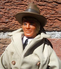 Mean Streets (atjoe1972) Tags: vintage private toys actionfigure retro pi 1970s seventies mattel detective investigator bigjim magicdonkey bigjeff atjoe1972 exclusivetoyproducts