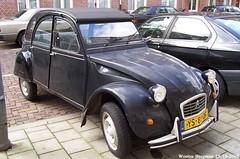 Citron 2CV 1990 (XBXG) Tags: auto old france holland classic netherlands car amsterdam vintage french automobile outdoor nederland citron voiture 2cv vehicle frankrijk paysbas 1990 eend geit ancienne 2pk spcial 2cv6 citron2cv franaise deuche deudeuche ys81gf