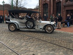 Classic 1910 Rolls Royce (Uktransportvideos82) Tags: rollsroyce 1910