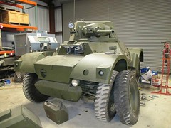 "Daimler Armoured Car Mk II 1 • <a style=""font-size:0.8em;"" href=""http://www.flickr.com/photos/81723459@N04/25719315003/"" target=""_blank"">View on Flickr</a>"