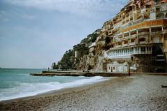 Positano beach (anitos_pink) Tags: architecture ladolcevita positano mediterranian