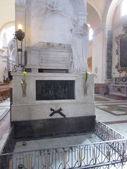 Monument to Bellini (jlarsen2006) Tags: italy monument europe cathedral di sicily piazza duomo catania bellini cattedrale santagata