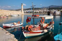 Rethymno old harbour (Dmitri Naumov) Tags: greece crete gr rethymno
