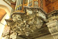 Oude Kerk pipe organ detail (firepile) Tags: amsterdam oldchurch oudekerk