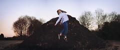 Music of life (Kat.Aitch) Tags: life sunset music girl photography kat levitation ground concept levitate aitch