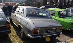 Peugeot 504 automatique 1974 (XBXG) Tags: auto old france classic car vintage french 1974 automobile champagne voiture des automatic salon 51 frankrijk reims peugeot 504 belles ancienne marne automatique ardenne bva peugeot504 française dépoque 29ème champenoises 27bk55