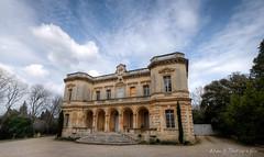 Chateau de Montauban _ Fontvieille (Rmi Avignon) Tags: fontvieille montauban