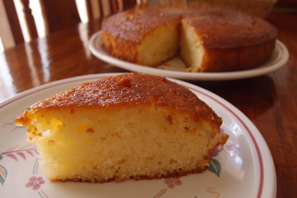 Calamondin Cake Best Cake In The World