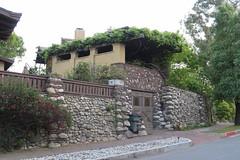 Greene and Greene Pergola (southofbloor) Tags: building stone architecture garden losangeles stonework arbor pasadena pergola artsandcrafts greeneandgreene arbour