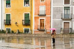 wachten (Bram Meijer) Tags: rain waiting regen wachten cuenca