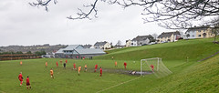 Falmouth Town 5, St Ives Mariners 3, Trelawny League Division 3, March 2016 (darren.luke) Tags: st landscape town football cornwall mariners fc falmouth ives grassroots cornish nonleague