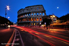 colosseum long exposure (Rex Montalban Photography) Tags: italy rome europe colosseum hdr rexmontalbanphotography