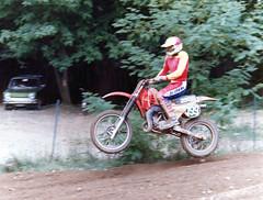 Roux Michele (motocross anni 70) Tags: honda motocross 250 motocrosspiemonteseanni70 rouxmichele